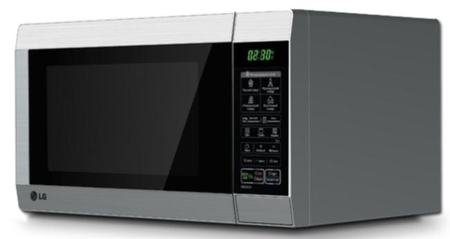 Встраиваемая микроволновая печь lg 4