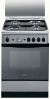 Газовая плита Hotpoint-Ariston CG 64S G3 (X)